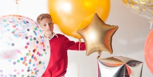 big balloon bunch 1