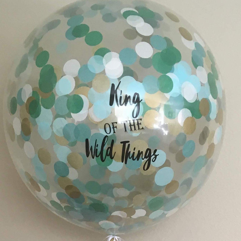 jumbo confetti balloon close