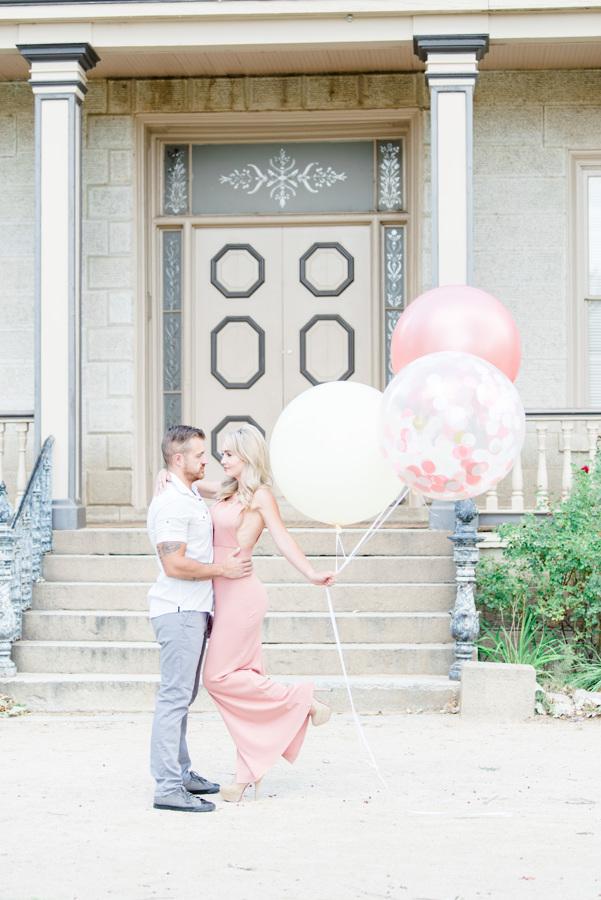 romantic jumbo balloons