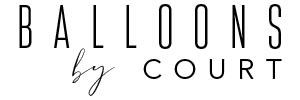 Balloons By Court Logo