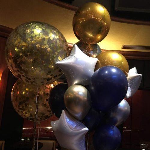 mega balloon bouquet
